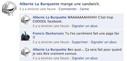 FacebookAlberte